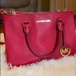Authentic MK satchels